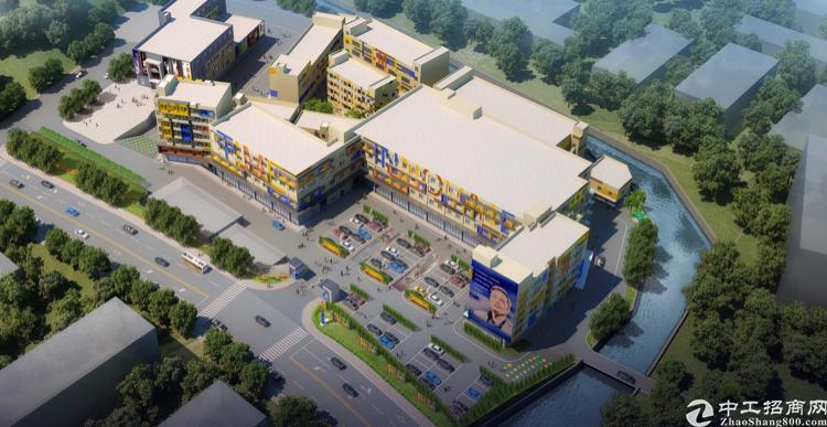 横岗地铁口,高端制造基地,会展办公中心。
