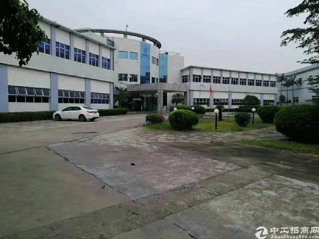 松岗大田洋村委独院(带红本)2层4800平方厂房出租