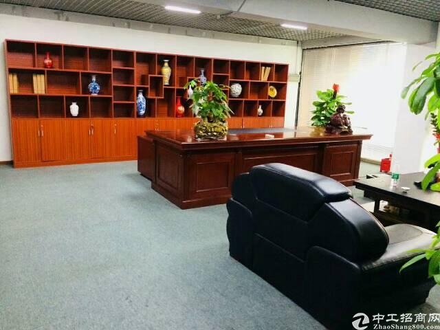 深圳北新出楼上精装写字楼528出租