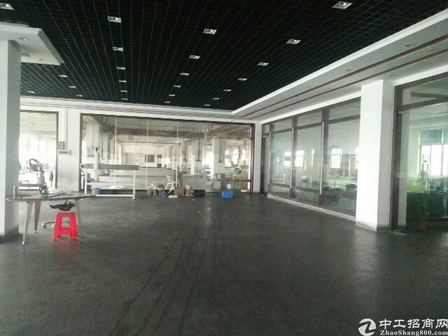 长安沿江高速附近新出九成新厂房分租一楼2000平方带牛角位-图6