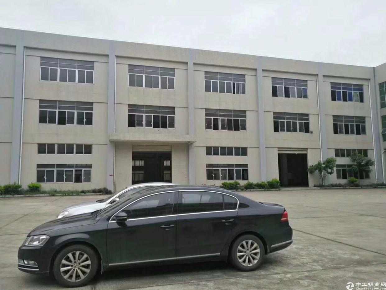 广州增城厂房国有证10000平方出售
