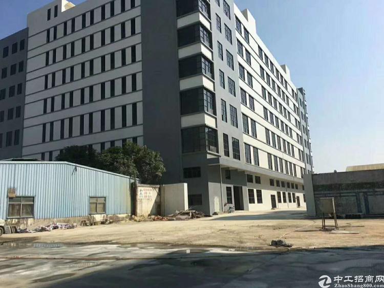 福永地铁口带红本独院46500平方大小分租-图4