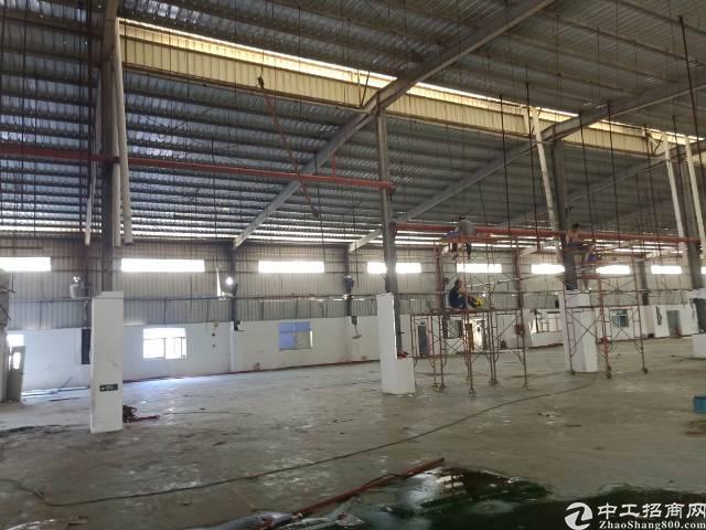 平湖新出7米高钢构1300平方出租