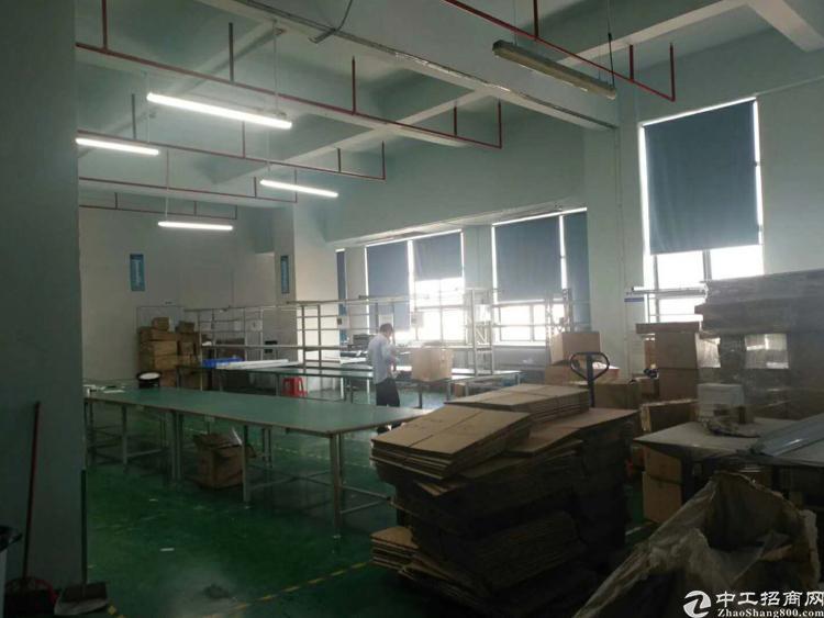 厂房位于福永和平三楼2100平方-图5