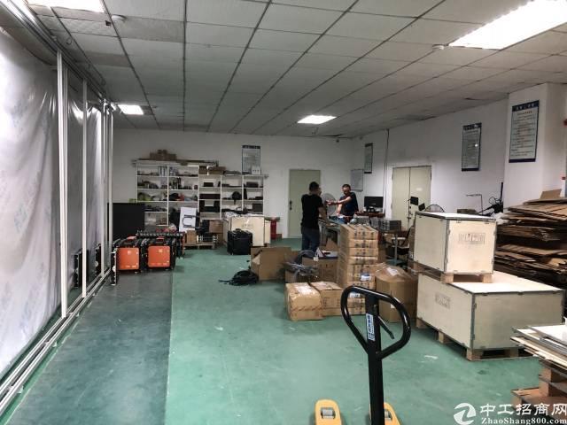 福永大洋田新出楼上厂房260平带精装修