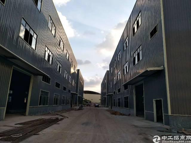 陈江镇仲恺新区全新钢构厂房出租24800平方
