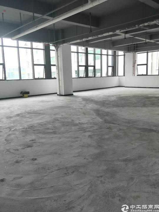 西乡新安第二工业区3楼480平标准万博app官方下载出租