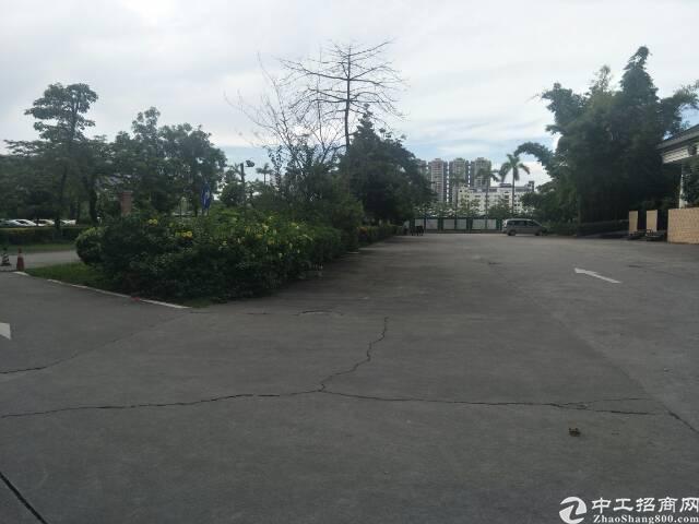 龙华地铁站花园办公楼40-1100平招租