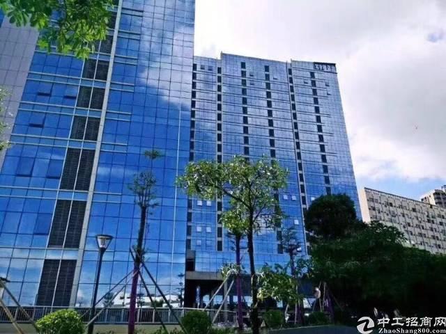 深圳龙华清湖地铁口230平写字楼出租
