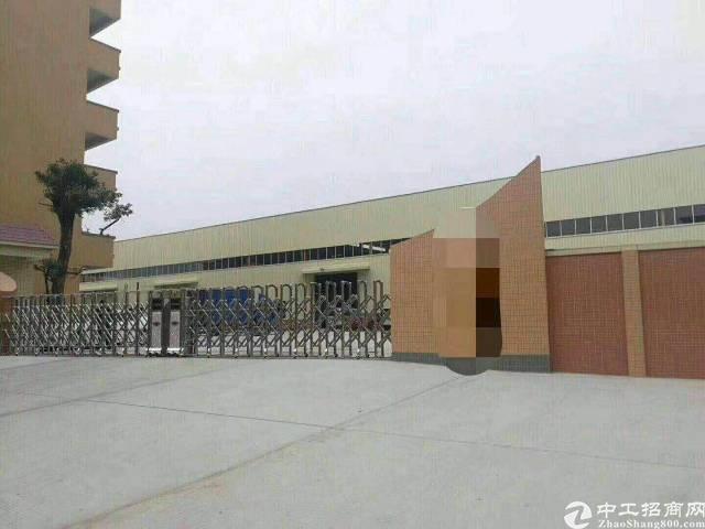 寮步镇新出原房东10米高全新单一层独院6500方