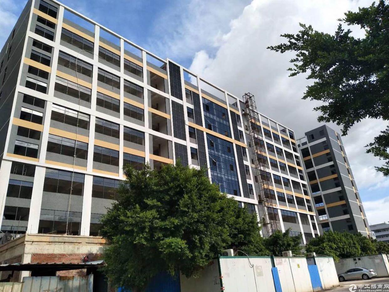 长安全新厂房8月1号隆重招租每层2680平方