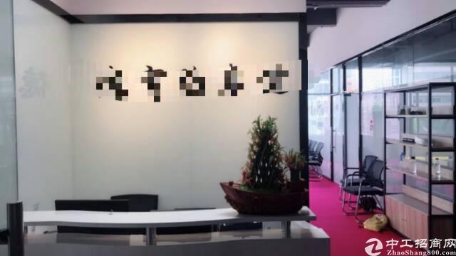 龙华大浪商业中心440㎡精装写字楼出租