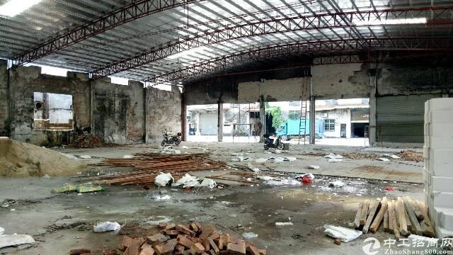 广州市新塘新出原房东独门独院带装修厂房出租了