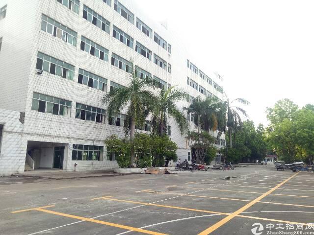 公明上村原房东带红本独院15000平带办公楼
