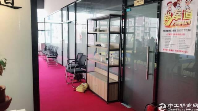 龙华大浪商业中心440精装写字楼出租