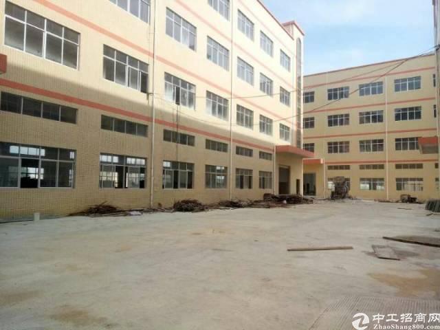 【惠州陈江全新厂房招租】陈江镇中心地段21300平
