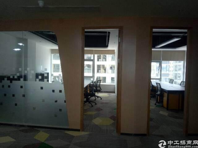 (出租) 深圳新会展门户企业总部办公 写字楼直租图片8