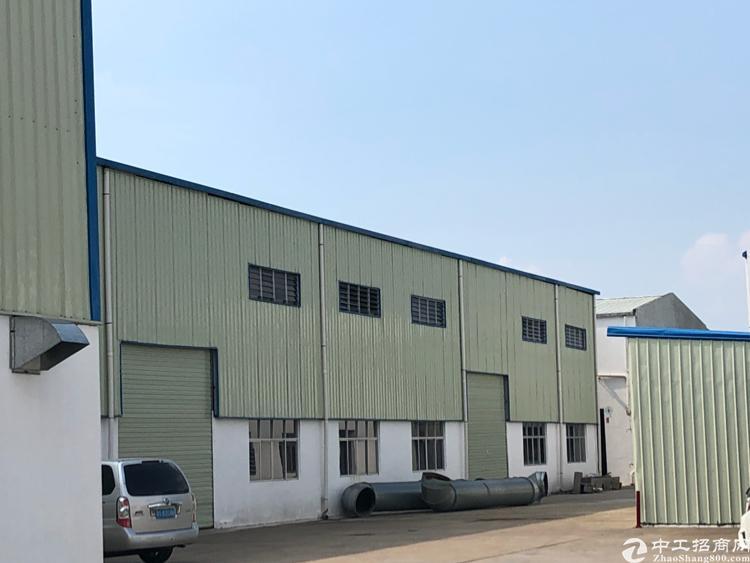 园洲大道实业客分租独栋1500平钢结构