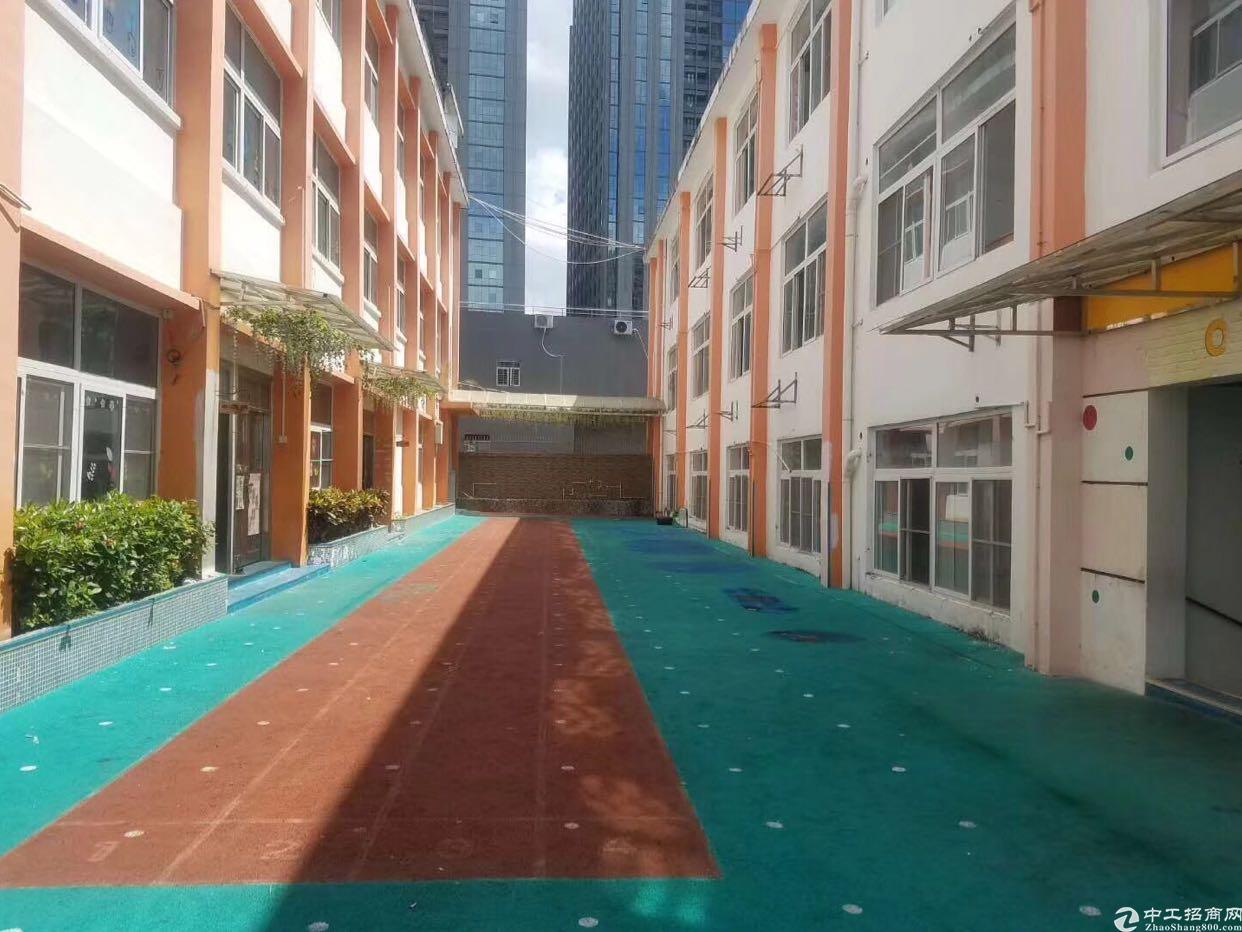 民治新出创业园出(独门独院)两栋红本厂房,面积合计5700平