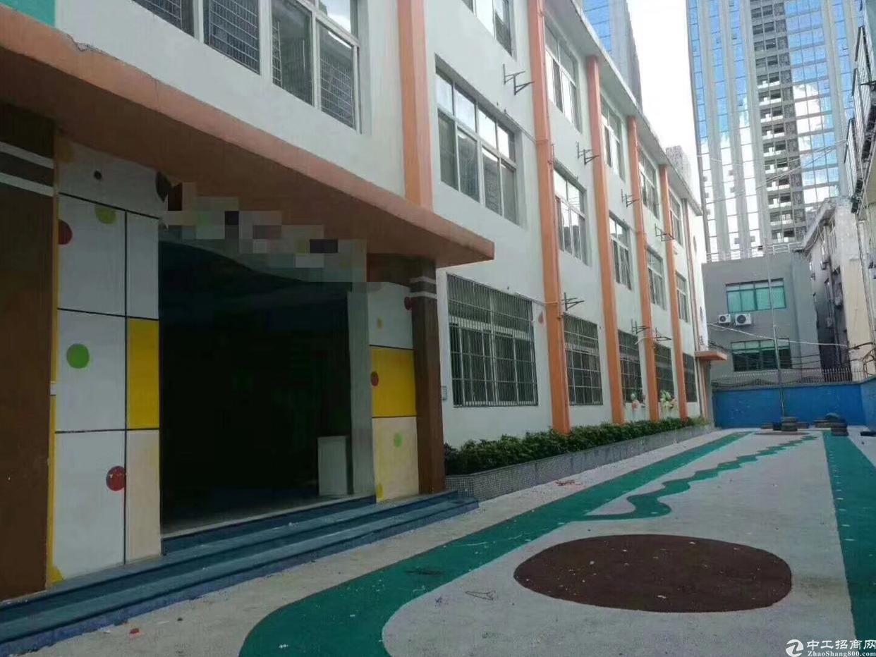民治新出创业园出(独门独院)两栋红本厂房,面积合计5700平-图4