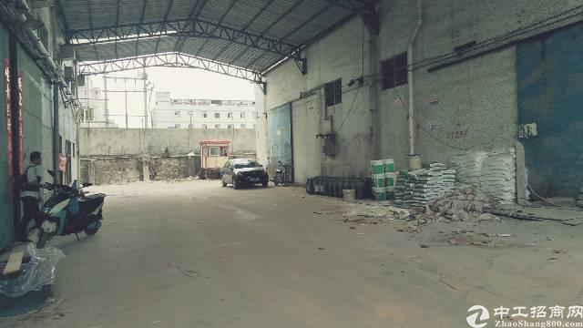 公明新出厂房一楼8米高