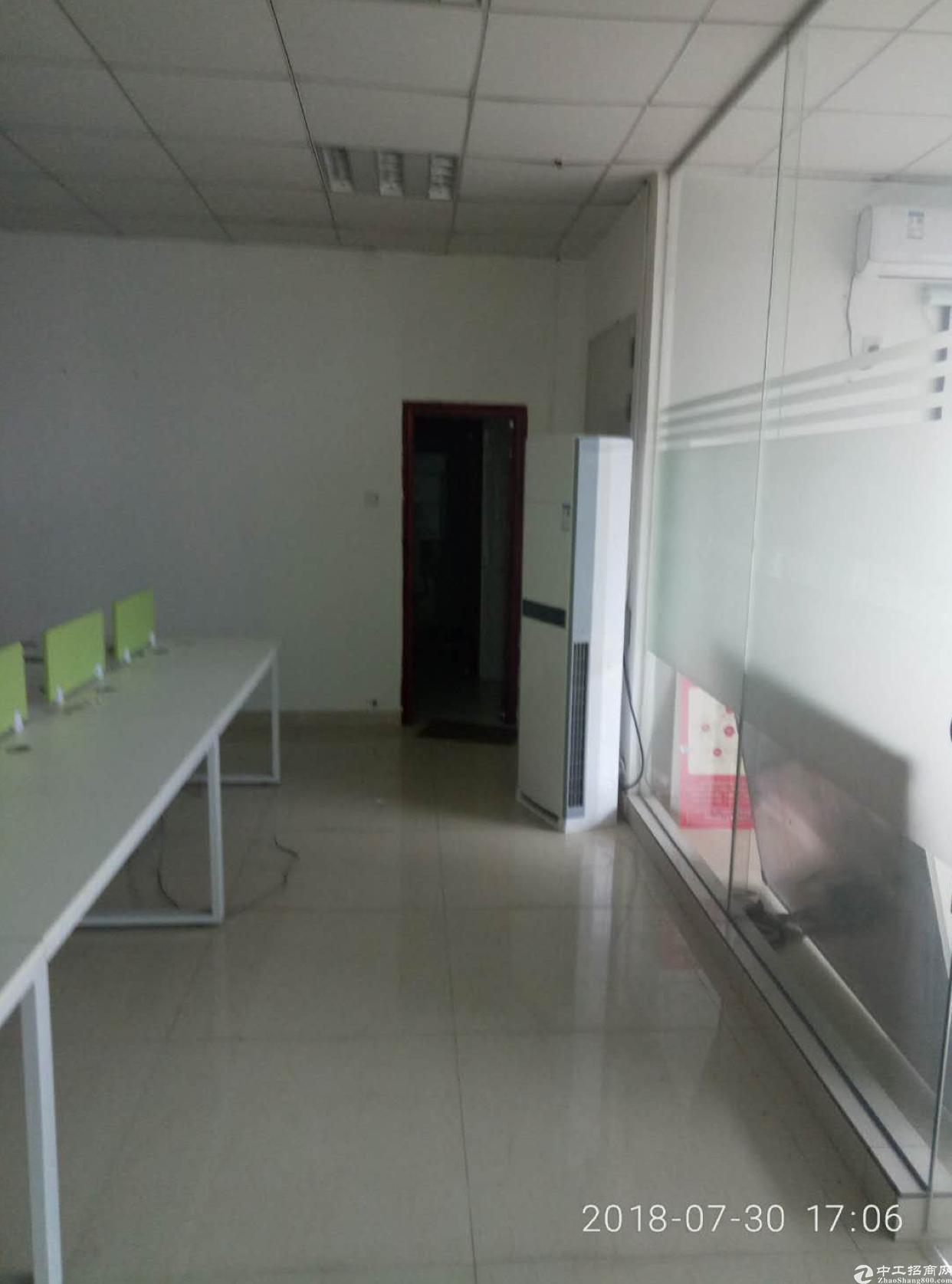 南城天安数码城新出办公室180平,带简单装修低至55/平