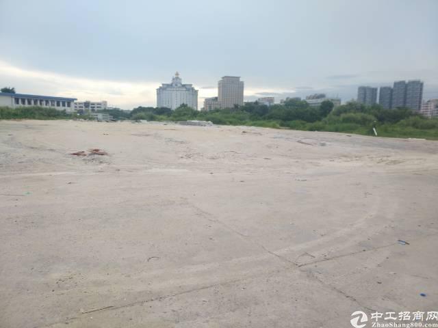 凤岗镇新出空地20000平方可分组做驾校
