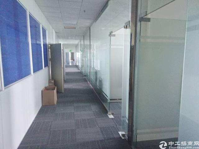 公明马山头钟表基地旁新出2楼整层1700平方厂房
