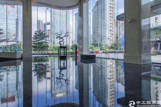 宝安中心区甲~级写字楼,500平特价出租,高使用率