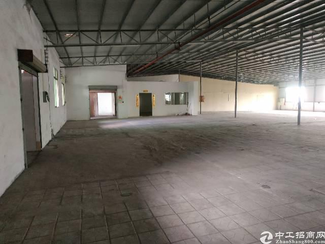 和村工业区6楼简易可分租厂房