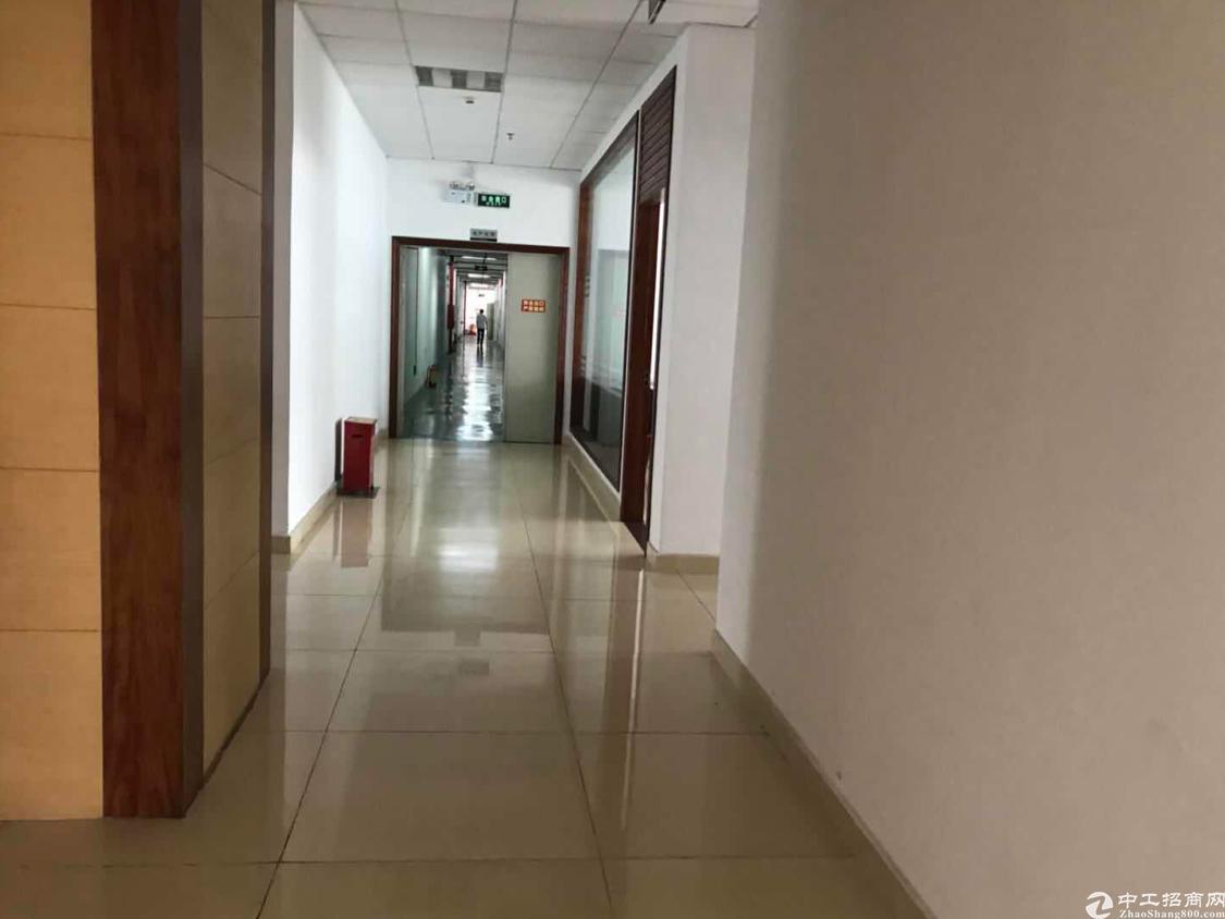 南山西丽关口原房东厂房楼上整层3200平米带装修