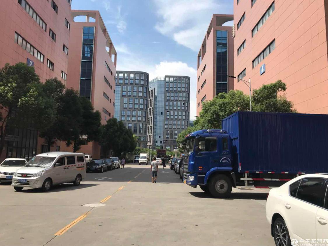 西丽白芒关口新出楼上3200平厂房招租-图2