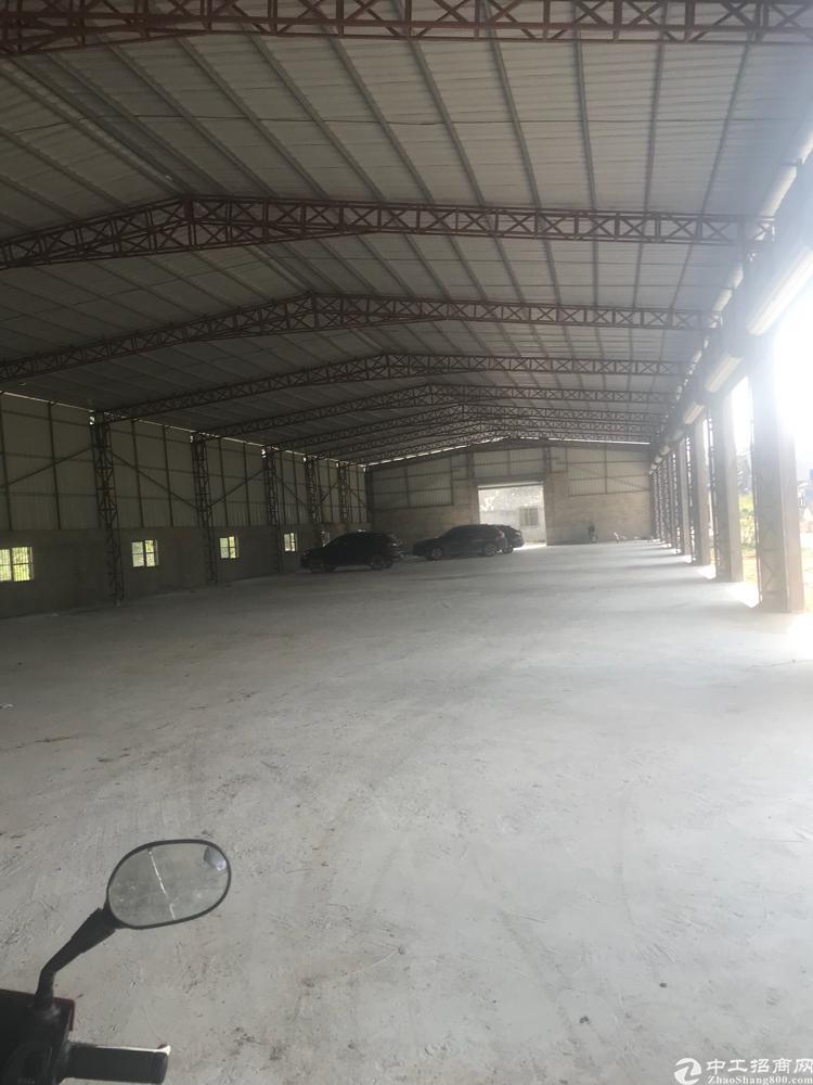 惠州龙华新出原房东钢构厂房1500