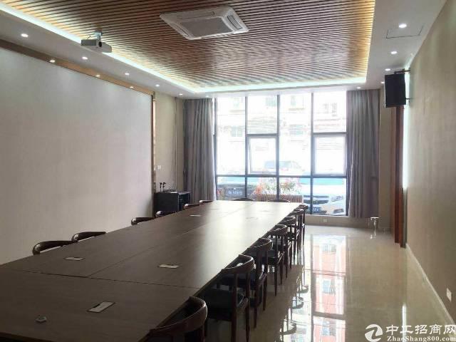 南联地铁口海航城精装(可定制/红本)写字楼60平方起租