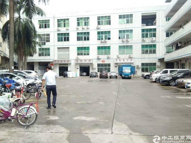 平湖鹅公岭新出标准厂房400平带办公室装修出租