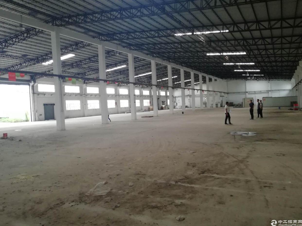 惠州惠阳秋长新出钢构12800厂房出租