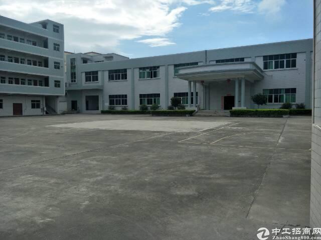 东莞市高埗6200平米标准厂房出售