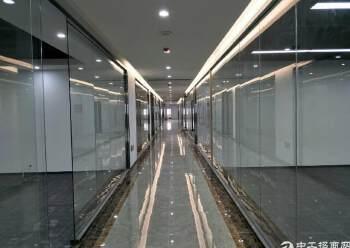 西丽留仙大道旁带精装修写字楼出租面积自由组合200至5800图片3