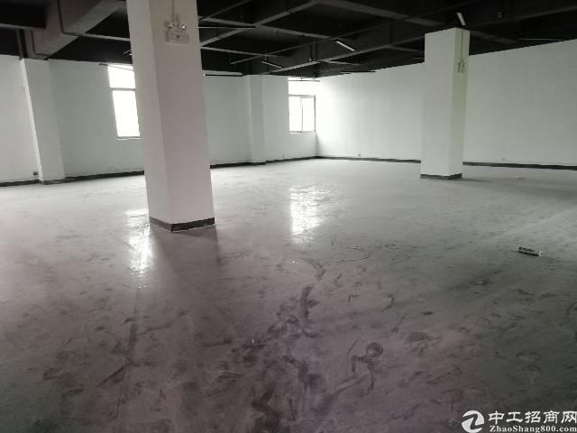 固戍地铁口全新360平厂房出租-图5