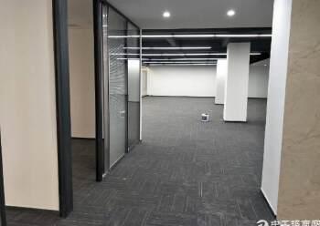 西丽留仙大道旁带精装修写字楼出租面积自由组合200至5800图片2