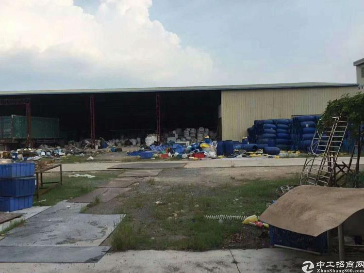 惠州市惠城区水口镇新出4000平独门独院单一层厂房出租