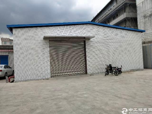 观澜桂花新出原房东厂房交通方便高速路口