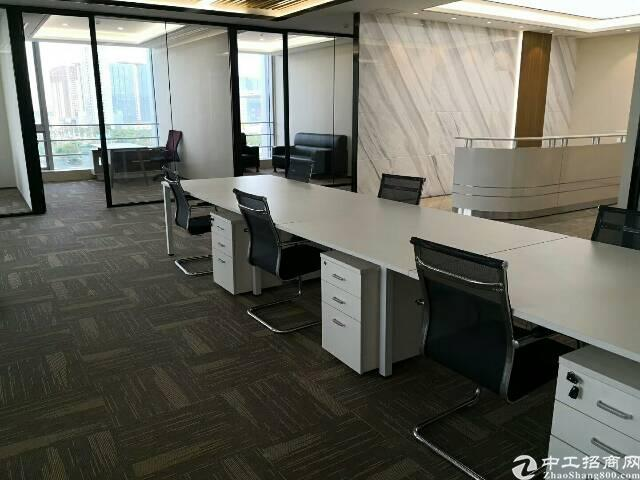 平湖金融中心写字楼出租88平米起