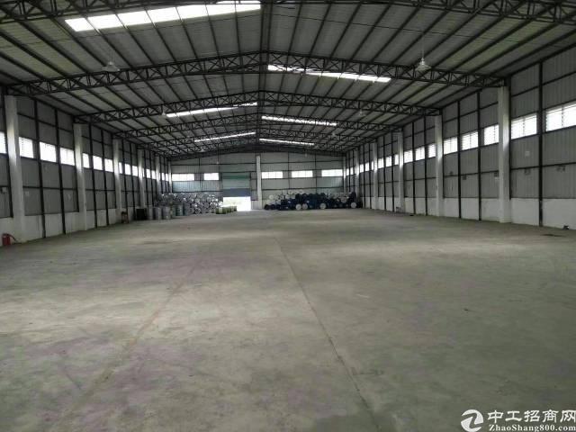 钢结构标准重工业厂房大小可分租100平方起分