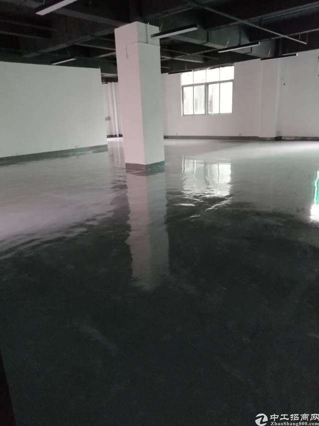 固戍地铁口全新360平厂房出租