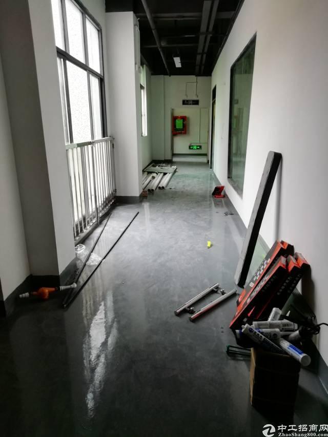 固戍地铁口全新360平厂房出租-图4