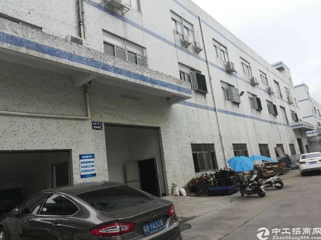 坪山三洋湖工业区一楼厂房300平方出租,5米