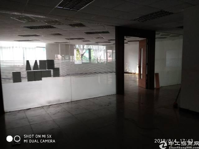 茶山镇精装修办公室分租500方厂房2000