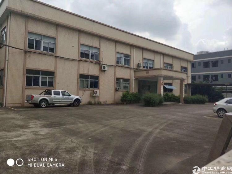 新出原房东廠房出租   鐵皮加樓房1-2層   实际面积48
