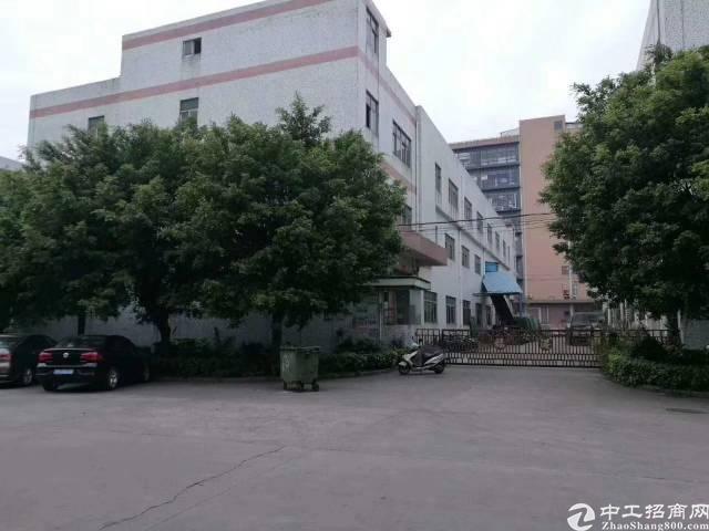 原房东实际面积厂房4000平米出租